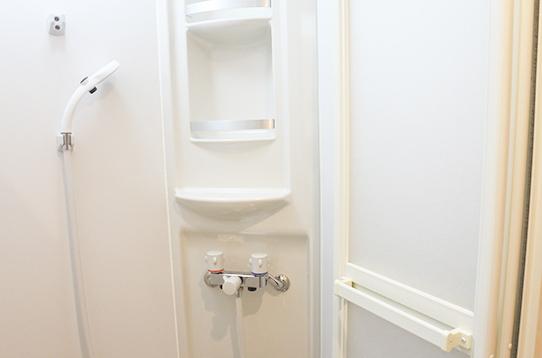シャワールームも無料