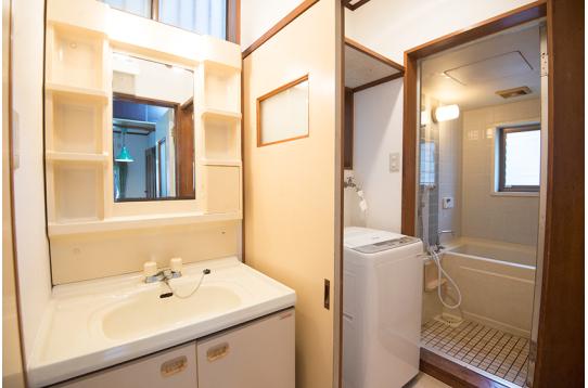 洗面台・脱衣スペース
