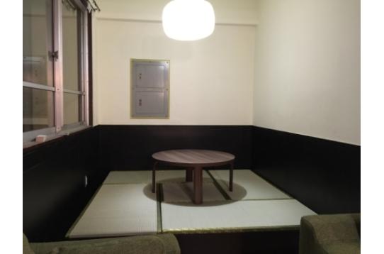 小さな和室スペースもご用意