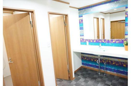 男性専用シャワー室