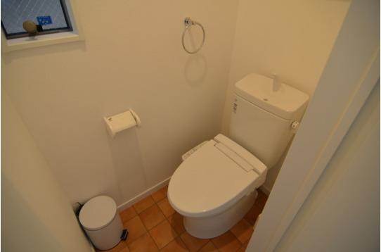 トイレは合計5台!