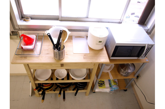 キッチン用品もその他あります。