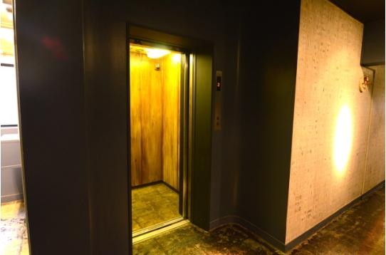 全フロアにエレベーター