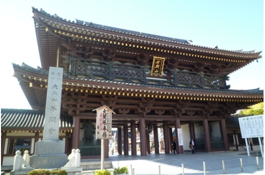 神奈川にいるなら年末年始はここで願掛け!