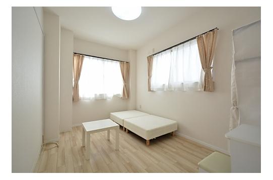 個室301号室。