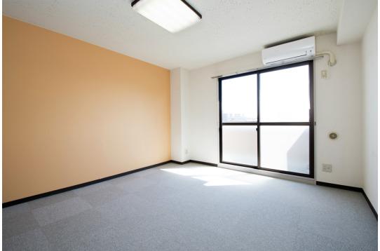 個室の様子。(506号室)