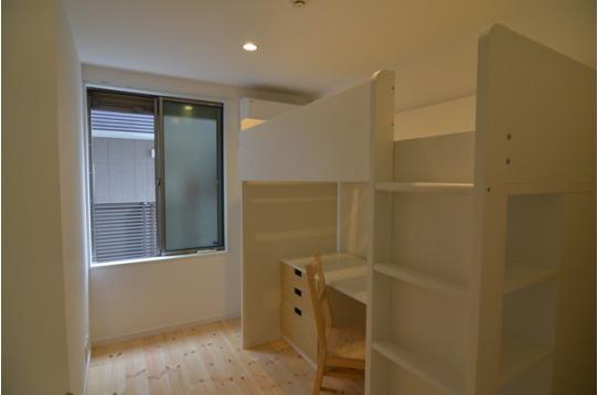 ロフトベットでお部屋の有効利用。