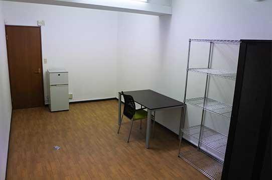 個室はどのお部屋も広々