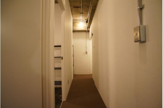 2階廊下の様子