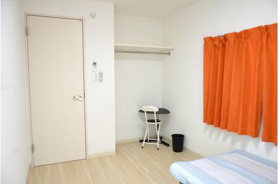 個室も十分な広さで過ごしやすいです♪