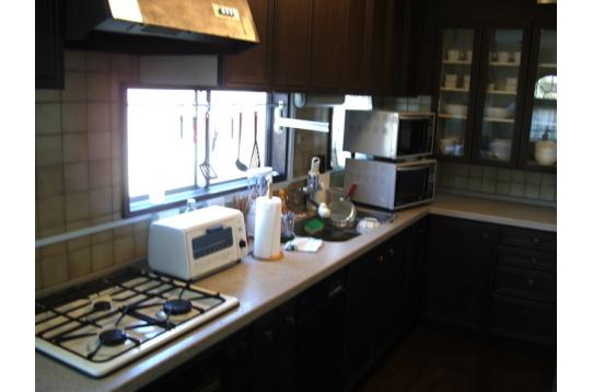 充実した共用キッチン