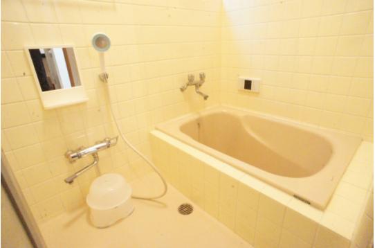 浴室「一日の疲れをゆっくり癒して」