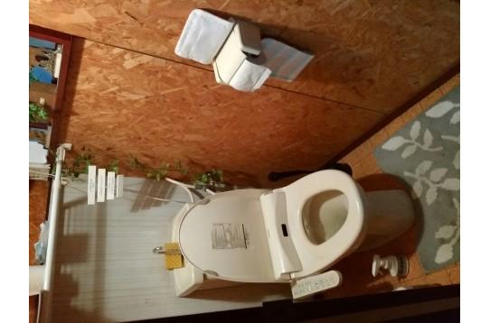 ウォシュレット付トイレ2か所