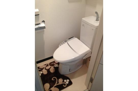 トイレ×2