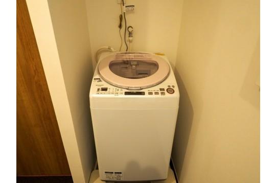 洗濯機(2台あり)