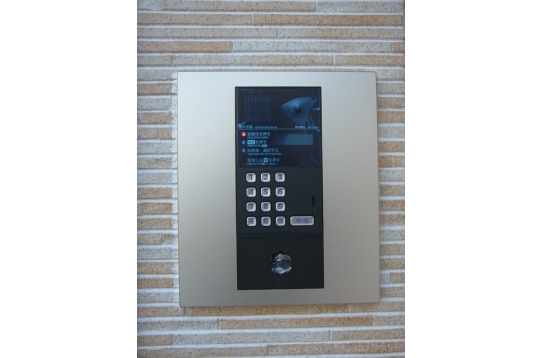 各部屋個別のインターフォンです。