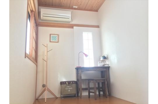 1階ながらも日当たりの良いお部屋が空いています!