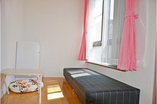 かわいらしい個室