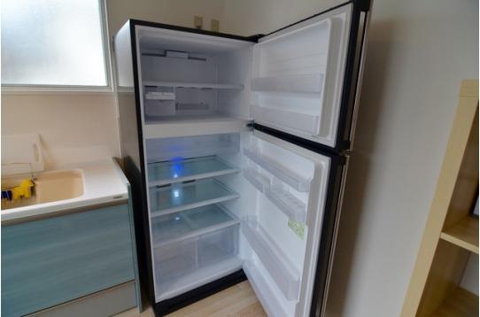 600リットルのSHARPプラズマクラスター冷蔵庫