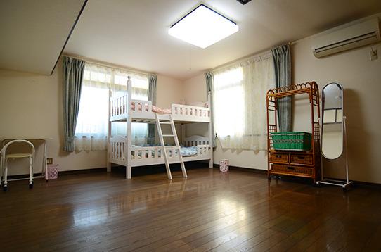 こちらは2名入居可能なお部屋です