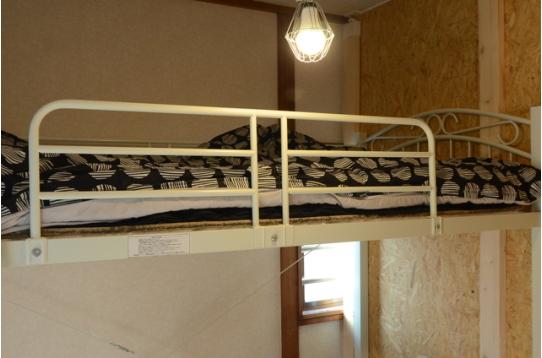 2階ロフトベット