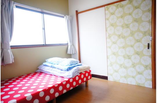 個室もひろびろ(201号室)
