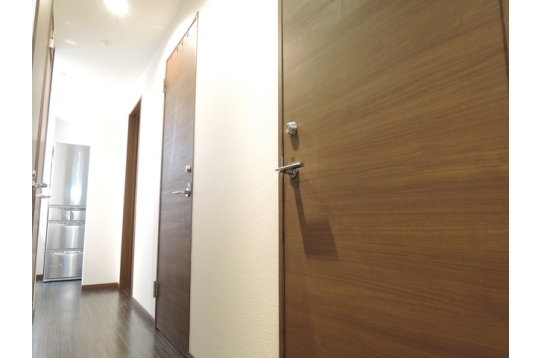 完全個室、プライベートも充実。