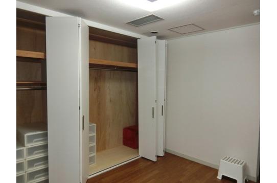 303号室内部