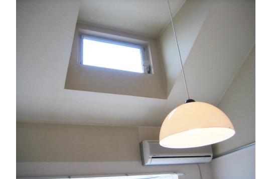 天井が高い!