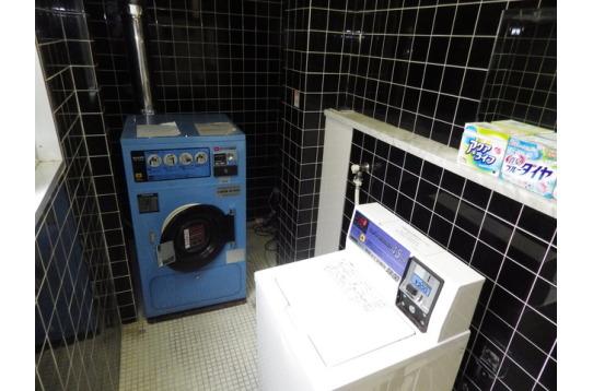 洗濯機・乾燥機も完備!