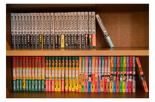 本もたくさん!!