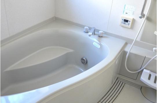 浴室は2津あります。