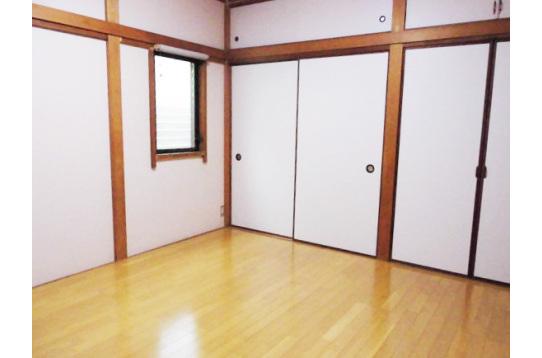 個室の様子。
