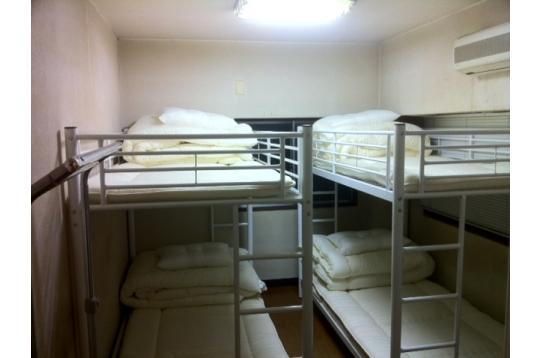 ドミトリー寝室