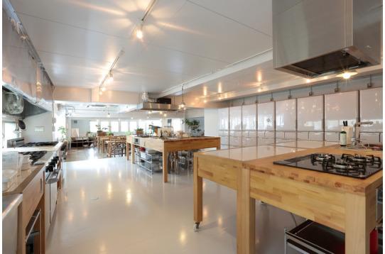 プロ仕様のキッチン