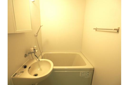 2Fにもお風呂あります