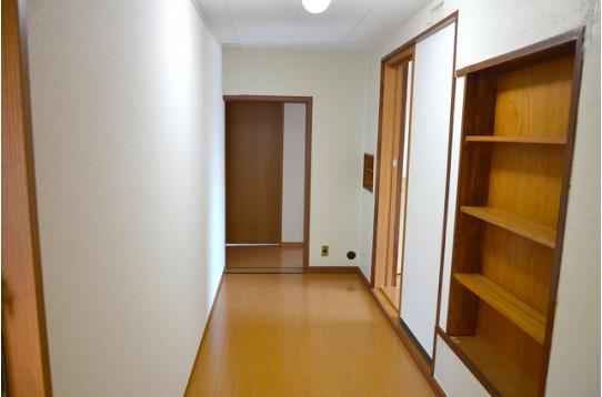 お部屋がたくさんあります。