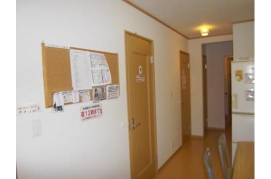 ☆1階シャワー室前通路☆