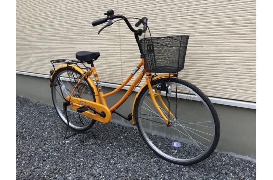 シェア自転車 生活の足に使ってください