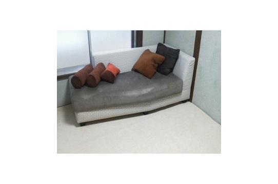 座り心地の良い高級ソファーですよ♪