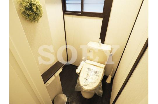 各階トイレあり
