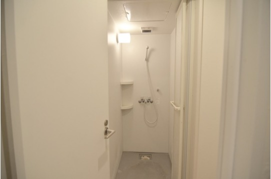 シャワーは3箇所