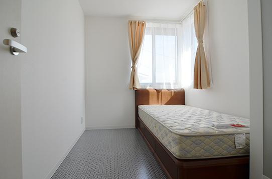 床材の柄はお部屋ごとに異なります