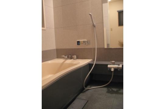 とてもキレイな浴室です!
