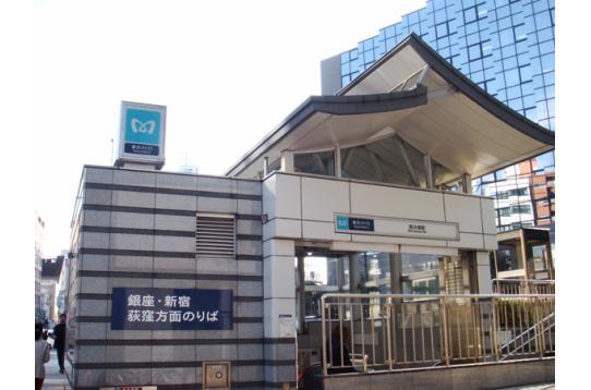 ●新大塚駅・静かな文教地区です。
