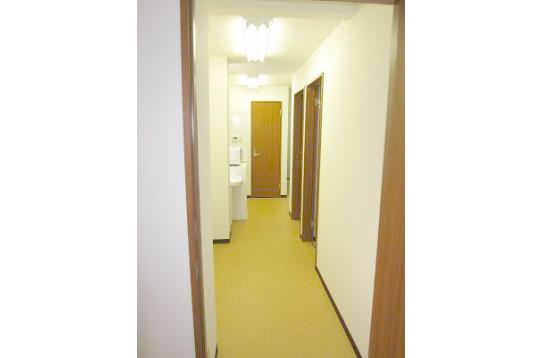 2階廊下です。