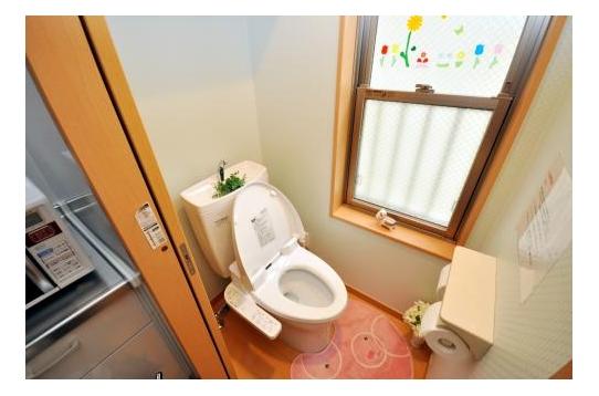 トイレ3ヶ所あります