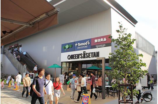仙川駅周辺はスーパーが充実