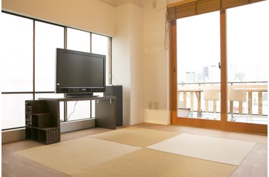 和室(冬はこたつを置きます)