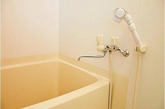 お風呂の利用も無料です。